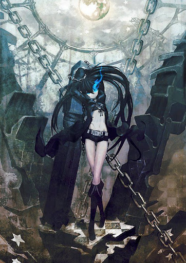 Black Rock Shooter OVA BRS