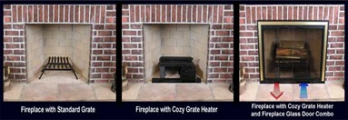 Help For The Fireplace Shopper: Fireplace Heater Systems – General ...