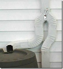 downspout diverter