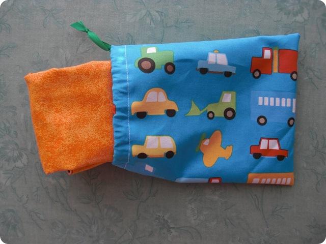 lil car mat bag