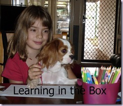 1st day of school with dog