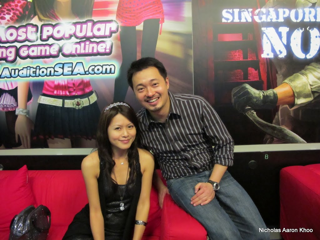 Sheylara and Adrian Teo of Pepperconn