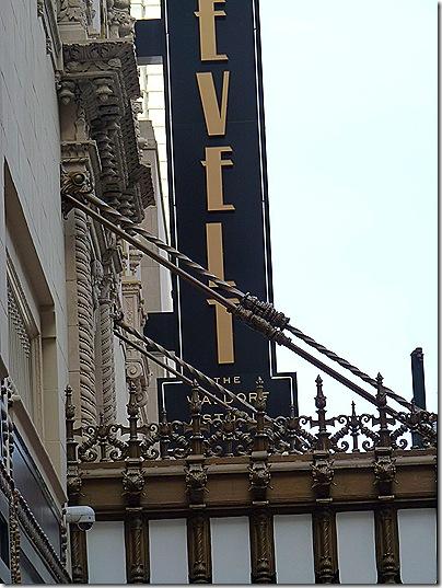 New Orlean's Roosevelt Hotel