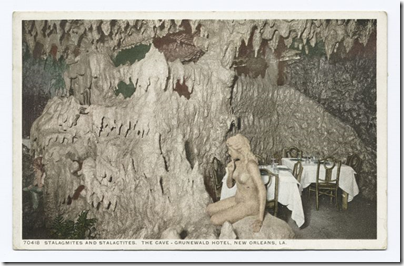 Grunewald's 'The Cave'