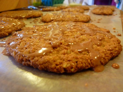 oatmeal cookie 2