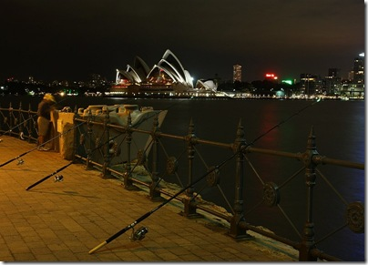 Opera House from Milsons Point