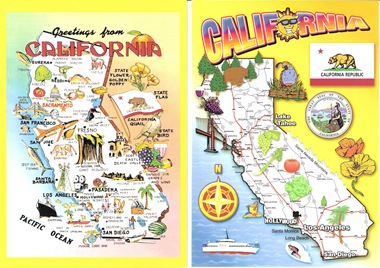 Cali_Map_Postcards_Tall