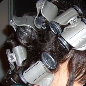 rolleredhair