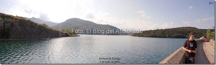 Pantano Ruesga II, 9-7-2010