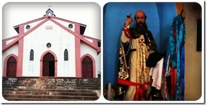 Igreja e São Félix