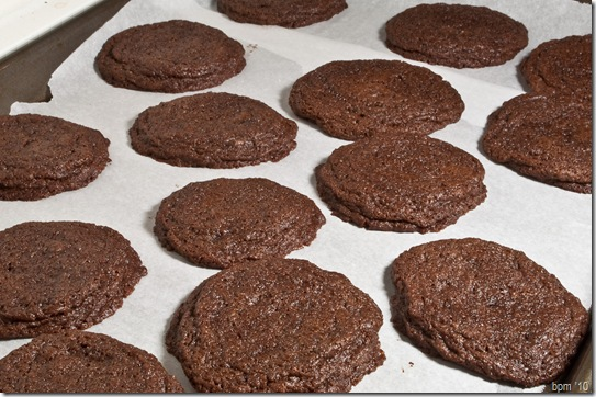 chocolate cookies-7