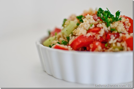 bulgur, parsley and tomato-0001