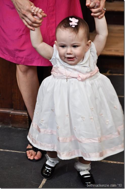 Keira Baptism091110-293