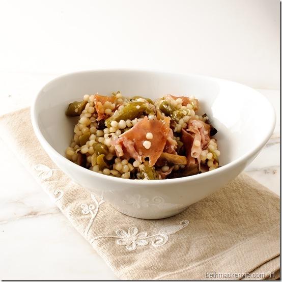 mushroom bean couscous17