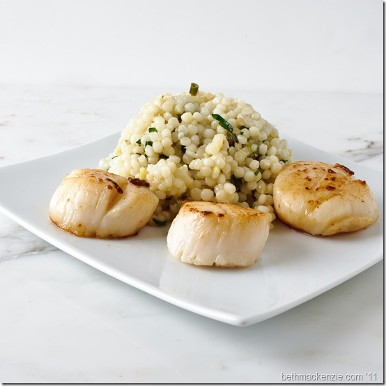 scallop couscous11