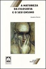livro A natureza da Filosofia e o seu ensino