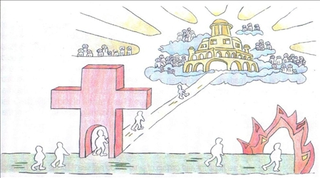 Divējādi vārti un ceļi: izšķiršanās par pazušanu un dzīvību
