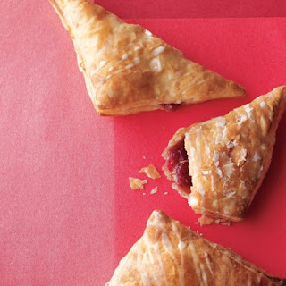 Strawberry-Jam Hand Pies