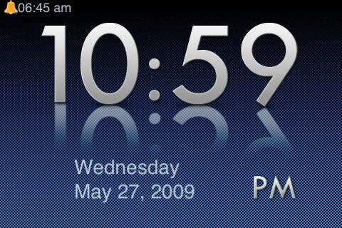 [OS 3] Alarm Clock – установка мелодии будильника из музыкальной библиотеки