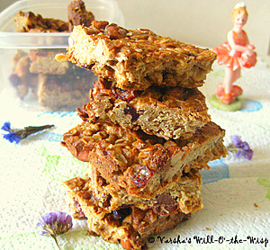 Oats Nuts Bar