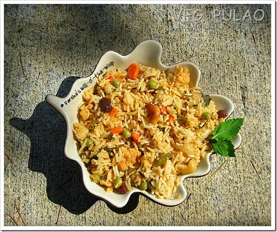 Veg Pulao