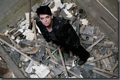 Gary Numan new photo from DSR session