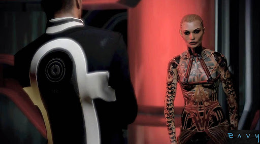 How To Get Sex Scene In Mass Effect