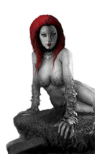 poison ivy batman arkham. Batman : Arkham City