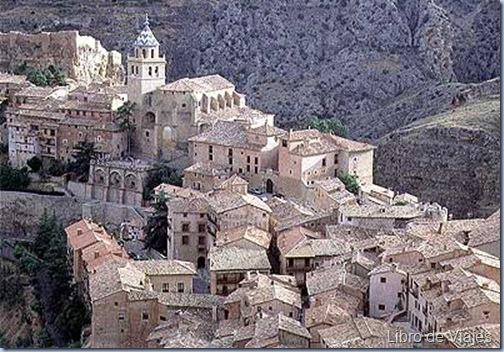 Albarracín. Teruel. España