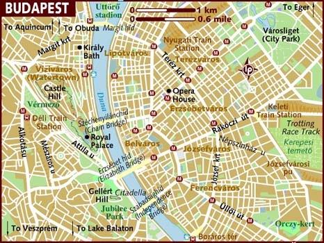 Visitar budapest en 3 d as diarios de viajes de hungria for Oficina turismo budapest