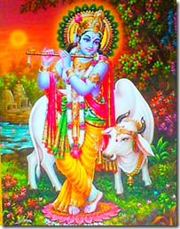 Lord Krishna is the Supreme Personality of Godhead