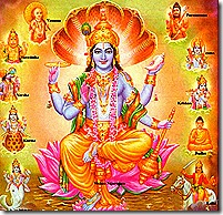 Avataras of Lord Vishnu