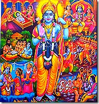 Events of the Ramayana