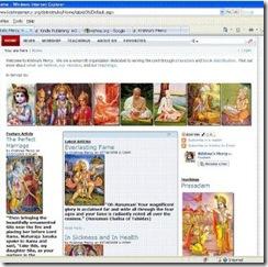 Krishna's Mercy on Kindle
