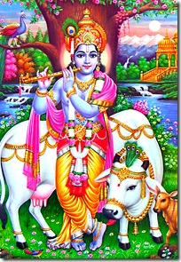 Lord Krishna - the original spiritual master