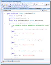 Programming IDE
