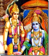 Rama and Lakshmana