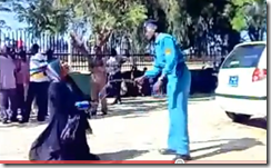 Sharia Law Opresses Women Flogging Lashing