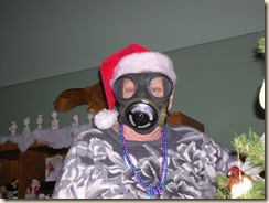 granny gasmask