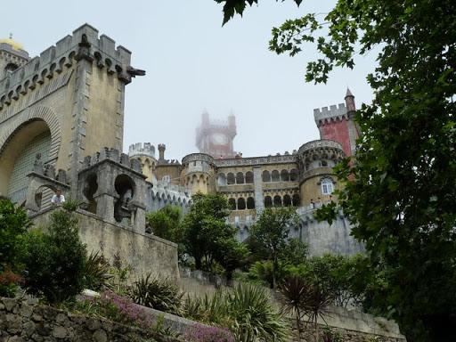 дворец в синтре