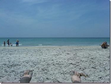 Florida Beach Vista