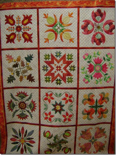 Evening Star Quilters Flushing Quilt Show