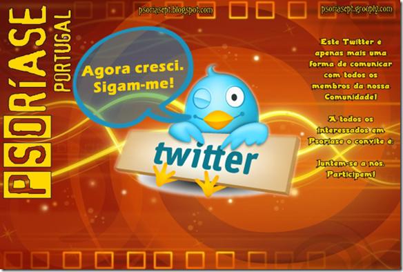 subscrevam o nosso Twitter
