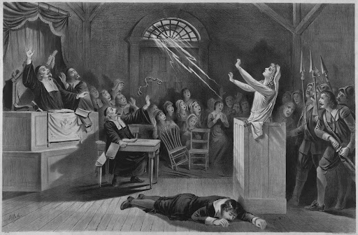 salem witch trials in history and literature View salem witch trials reading guide 2012 from english literature at providence christian academy reading guide: from a documentary history of the salem.
