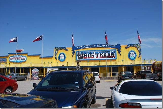 04-18-10 D Amarillo Big Texan Steak Ranch 001