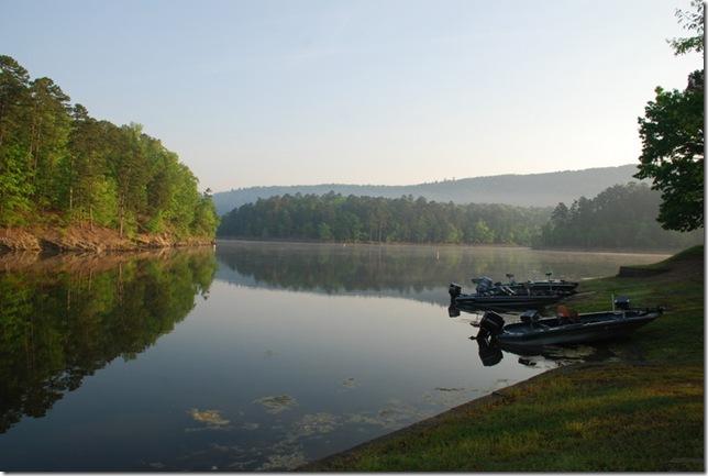 04-22-10 Lake Ouachita Crystal Springs 001