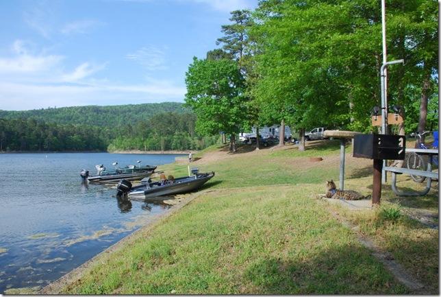 04-22-10 Lake Ouachita Crystal Springs 015