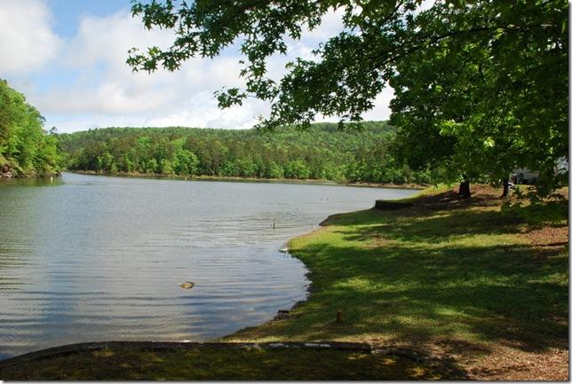 04-24-10 Lake Ouachita Crystal Springs 001