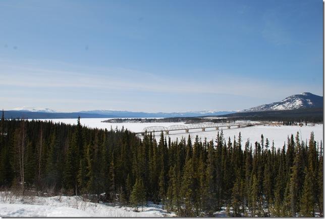 04-24-09 Alaskan Highway - Yukon 032