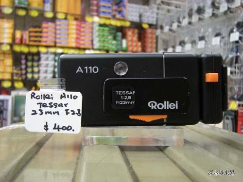 RolleiA110Tessar23mm